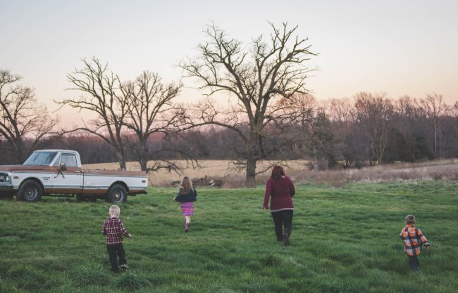 Family Photography in Cedar Falls Iowa